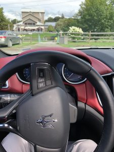 GlimmerGlass Festival Maserati